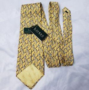 NWT LAUREN RALPH LAUREN tie for men